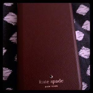 Kate Spade NY Wrap Folio - iPhone X